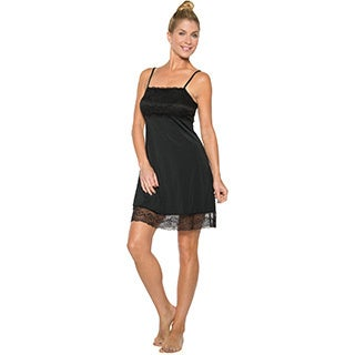 Rhonda Shear Women's Chemise With Shelf Bra (More options available)