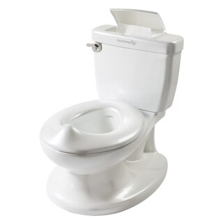 Summer Infant White Plastic My Size Potty