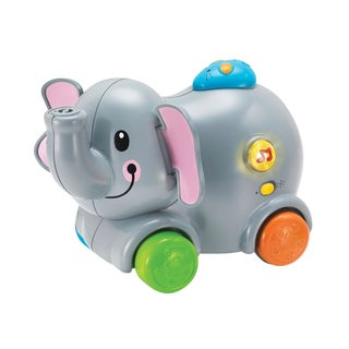 Winfun Remote Control Dancing Elephant with Bubble Fun