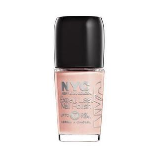New York Color Expert Last Oh Soho Sweet Pink 0.33-ounce Nail Polish