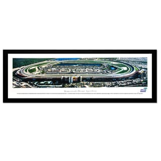Homestead-Miami Speedway Framed NASCAR Panoramic Picture