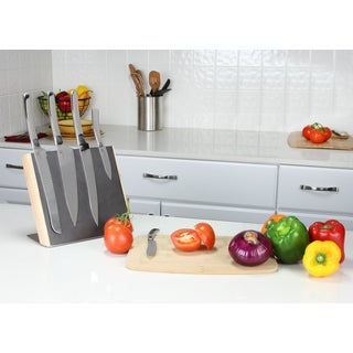 Haus Designer Original Stainless Steel Set of 5 Kitchen Knives