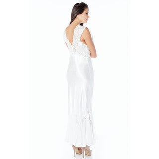 Rhonda Shear Women's Harlow Lace Gown