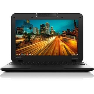 "Lenovo N22-20 80VH0001US 11.6"" Chromebook - Intel Celeron N3060 Dual-"