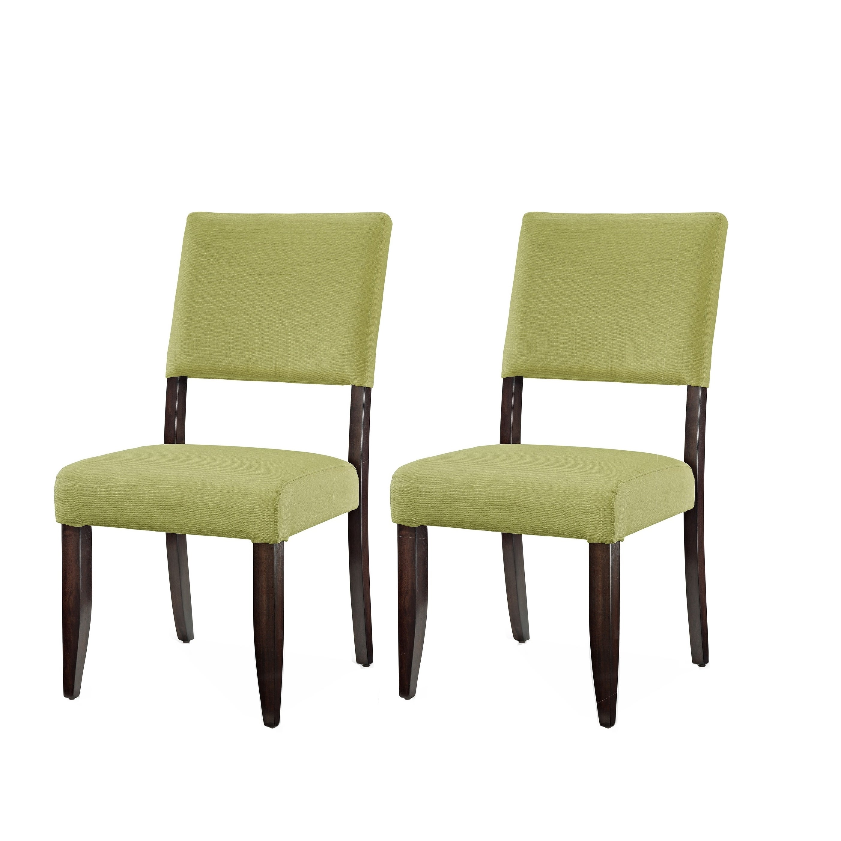 Greyson Living Tori Avocado Green Dining Chair Set Of 2 Overstock 11915430
