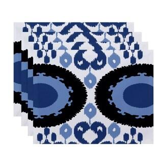 18 x 14-inch Boho Geometric Print Placemat (Set of 4)