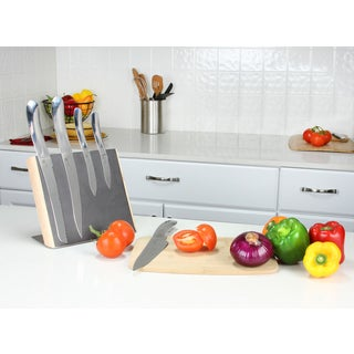 Haus Designer 5-piece Stainless Steel Knife Set