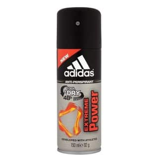 Adidas Extreme Power 48-hour Cool & Dry Men's 5-ounce Antiperspirant Deodorant Body Spray https://ak1.ostkcdn.com/images/products/11915711/P18807105.jpg?impolicy=medium