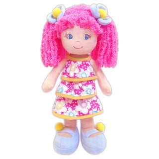 GirlznDollz Leila Fabric Baby Doll