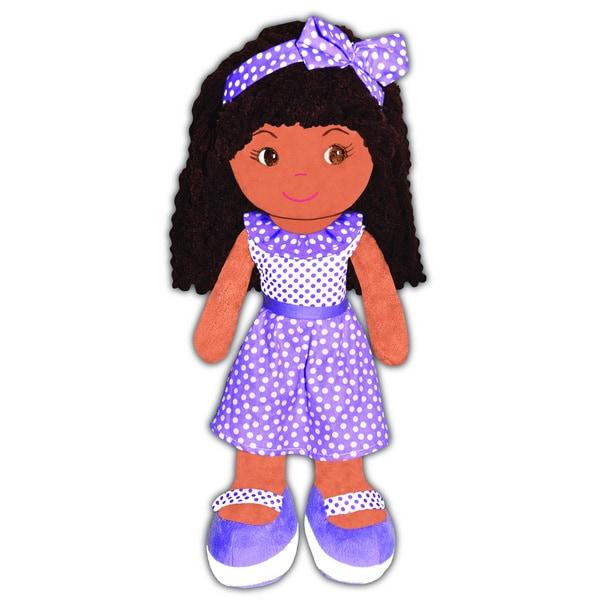 GirlznDollz Elana Polka Dot Baby Doll