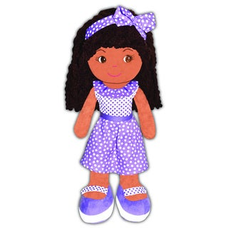 GirlznDollz Elana Polka Dot Baby Doll