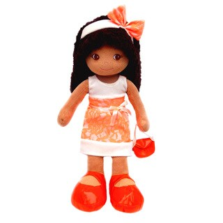 Emme Plush rag Doll