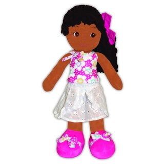 GirlznDollz Emme Island Getaway Fabric Kids Baby Doll