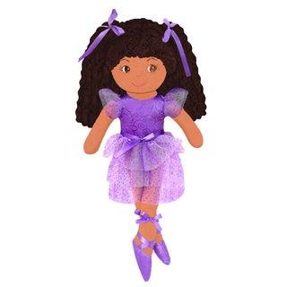 GirlznDollz Elana Sparkle Ballerina Doll