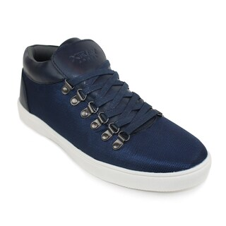 Xray Men's Ridge Mesh/Polyurethane High-top Sneaker