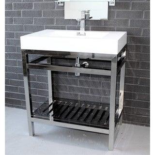 Charmant KubeBath Cisco 30 Inch Single Sink Bathroom Vanity