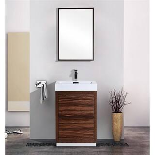 KubeBath Bliss 24-inch Single Sink Bathroom Vanity|https://ak1.ostkcdn.com/images/products/11915885/P18807273.jpg?impolicy=medium