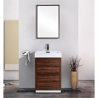 Fine Fixtures Greenpoint 24 Inch Vanity With Vitreous