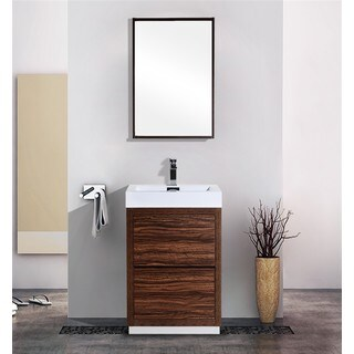 KubeBath Bliss 24-inch Single Sink Bathroom Vanity
