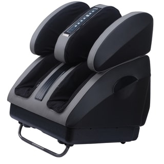 iLiving Multi-Function Foot, Leg, and Ankle Massager with Heat Therapy
