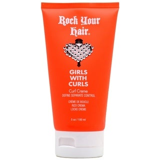 Rock Your Hair Girls with Curls 5-ounce Creme