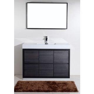 KubeBath Bliss 48-inch Single-sink Bathroom Vanity