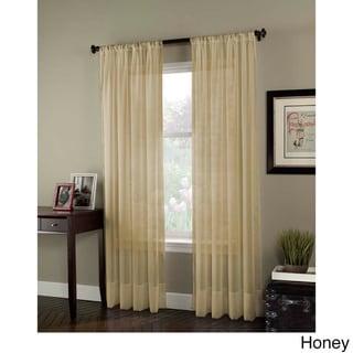 Soho Voile Lightweight Sheer Curtain Panel