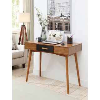 Carson Carrington Odda Wood 1-drawer Desk (3 options available)