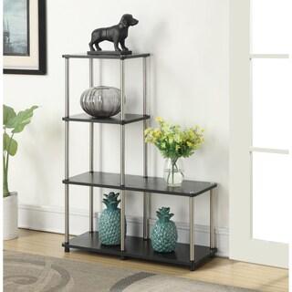 Convenience Concepts Designs2Go Multi-shelf 'L' Bookshelf