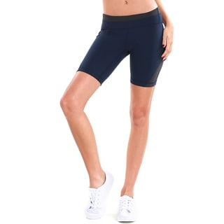 Nikibiki Activewear Women's Colorblocked Contrast Shorts