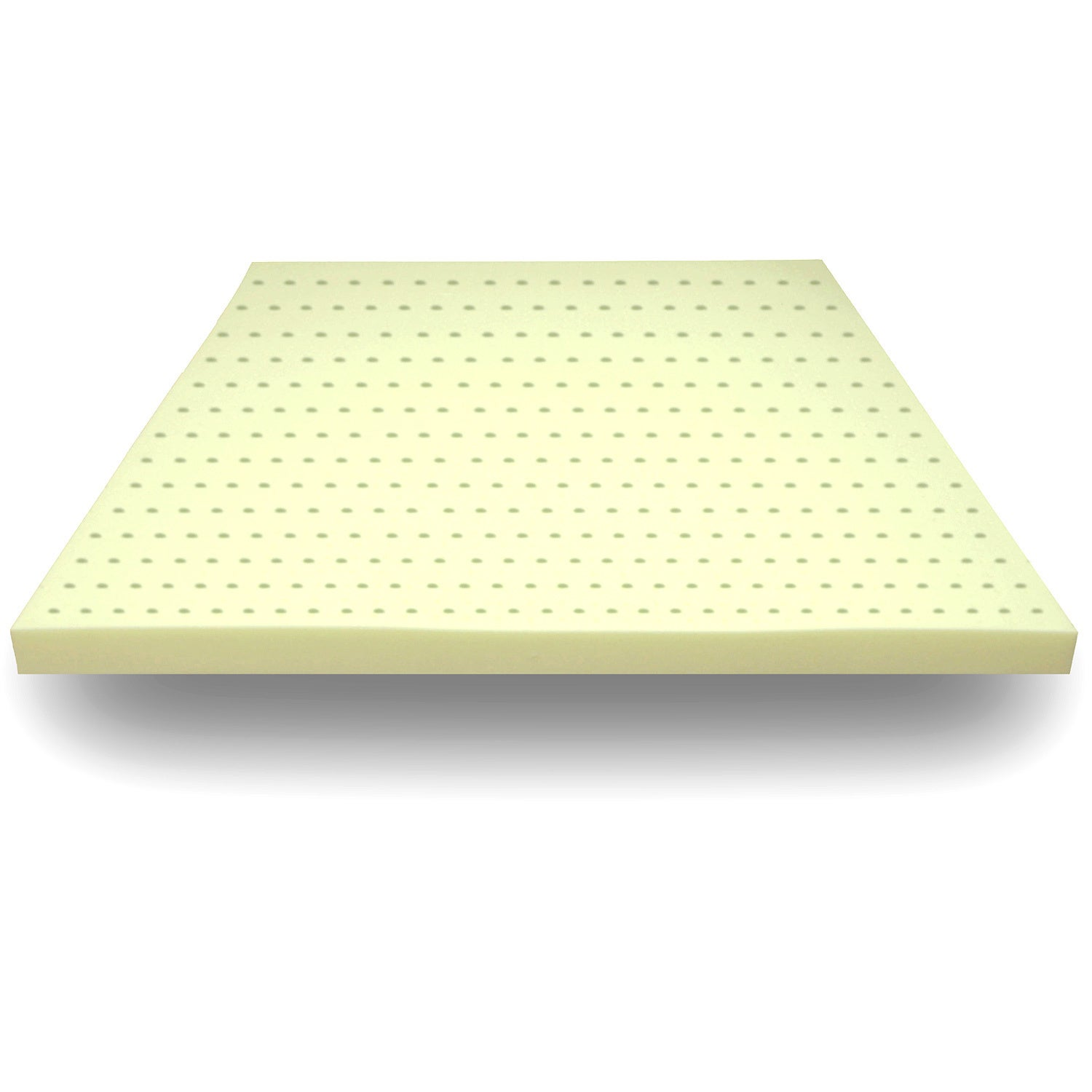 PostureLoft Haven 3-inch Ventilated Memory Foam Mattress ...