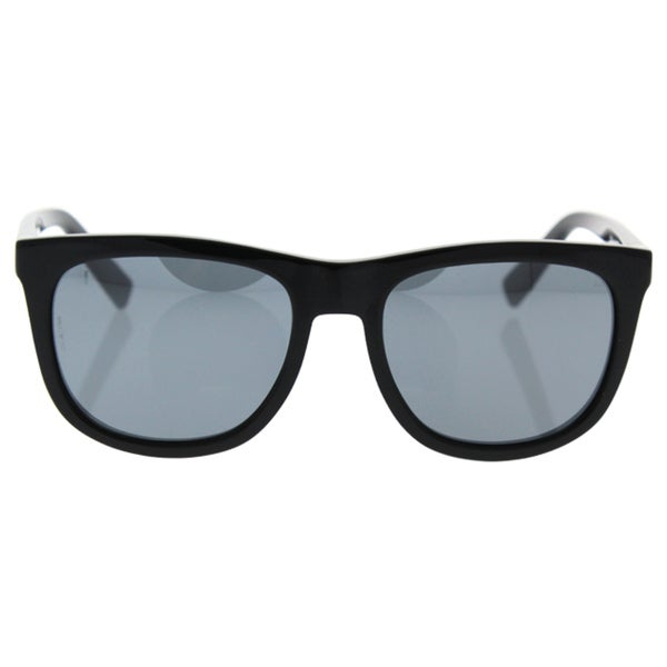 db4b2f4652 Shop D G Men s DG6102 501 6G Black Plastic Square Sunglasses - Free ...