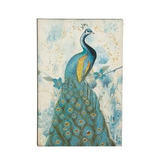 Peacock Canvas Art