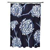 71 x 74-inch Spring Floral 2 Floral Print Shower Curtain