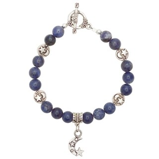 Healing Stones for You Iolite Celestial Bracelet
