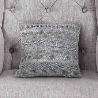 Echelon Home Lauren Beaded Decorative Pillow