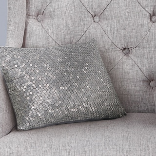 Echelon Home Monaco Sequin Decorative Pillow