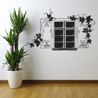 Style & Apply Vine Vinyl Window Sticker Mural Art Wall Decal