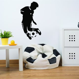 Style & Design Little Kicker Multicolor Vinyl Wall Decal