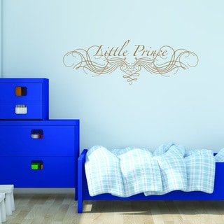 Style and Apply Little Prince Vinyl Wall Decal