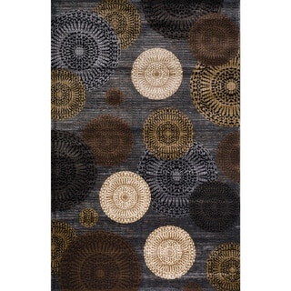 Christopher Knight Home Veronica Carol Brown Scatter Rug (2' x 3')