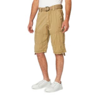 XRAY Men's Wesley Solid-colored Cotton Cargo Shorts|https://ak1.ostkcdn.com/images/products/11916909/P18808139.jpg?impolicy=medium