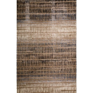 Christopher Knight Home Veronica Gala Beige Stripe Rug (8' x 11')