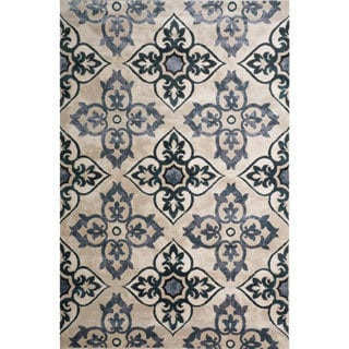 Christopher Knight Home Virginia Pascale Floral Rug (5' x 8')