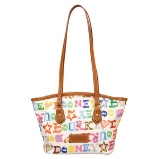 Dooney and Bourke Signature Stephanie Bag