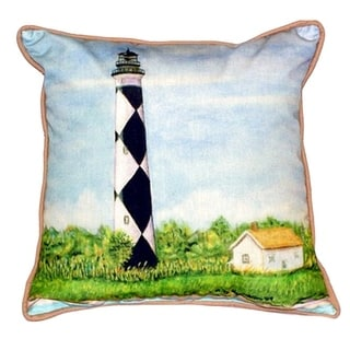 16-inch x 20-inch Cape Lookout Indoor/Outdoor Throw Pillow