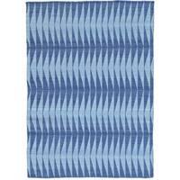 Multicolor Reversible Kilim Pure Wool Flat Weave Hand Woven Rug - Multi