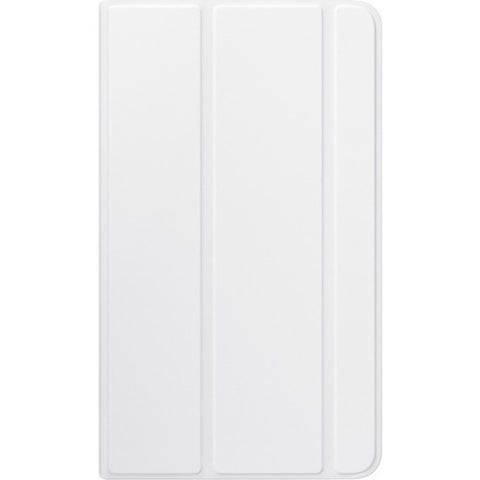 Samsung Carrying Case (Book Fold) Tablet - White