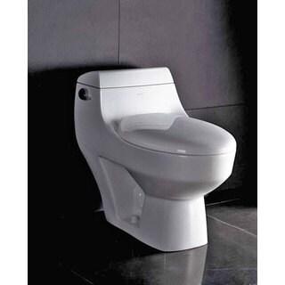 Seattle TB109 White Ceramic Eco-friendly Toilet