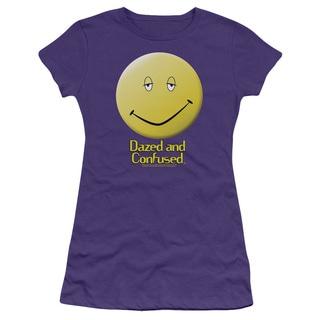 Dazed and Confused/Dazed Smile Junior Sheer in Purple